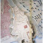 Plan de Nice au XVIIIe siècle