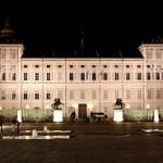Le Palais Royal à Turin