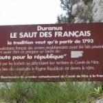 Saut des français
