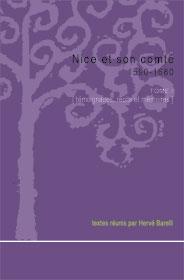 Nice et son Comté (Livre 2, Tome I)