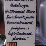 Per la souvranità de la Catalunya