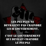 peuples contre gouvernements