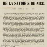 déclaration de Victor Emmanuel