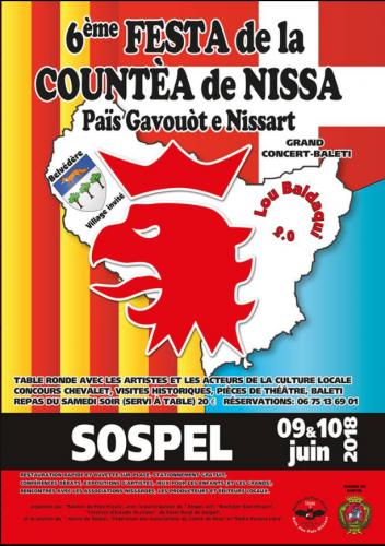 6° Festa de la Countéa de Nissa-Sospel